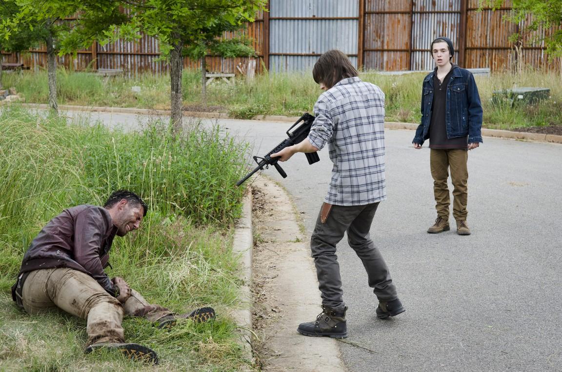 The Walking Dead - Season 6 Episode 02: JSS