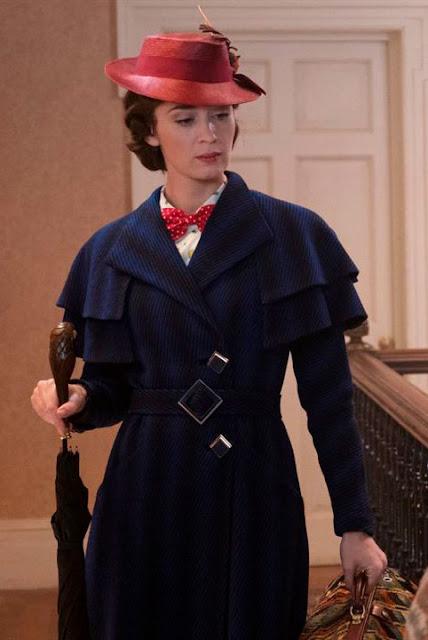O retorno de Mary Poppins Emily Blunt