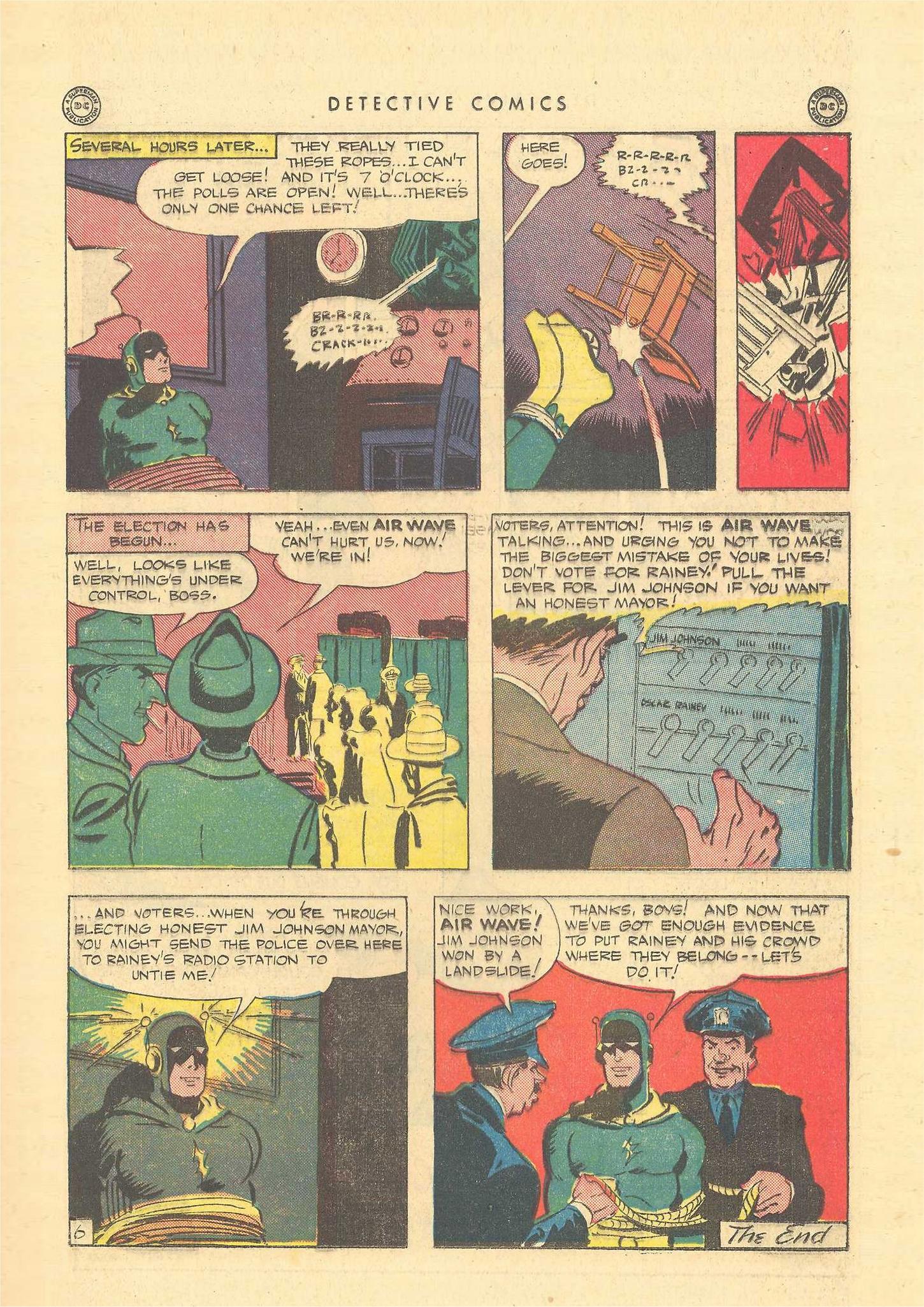 Read online Detective Comics (1937) comic -  Issue #109 - 29