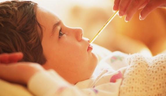 Cara Mudah Mengatasi Anak Demam