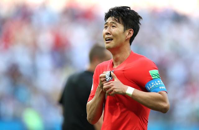 Agen Bola SBOOBET--Dengan Medali Emas di Asian Games 2018 Son Percaya Diri Kembali Ke Tottenham