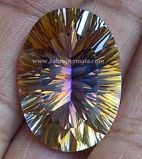 Batu Permata Rainbow Qyartz - ZP 203