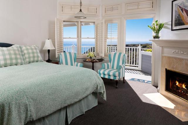 Blue Lantern Inn, A Four Sisters Inn is an oceanfront Dana Point bed & breakfast hotel located in Orange County, CA.