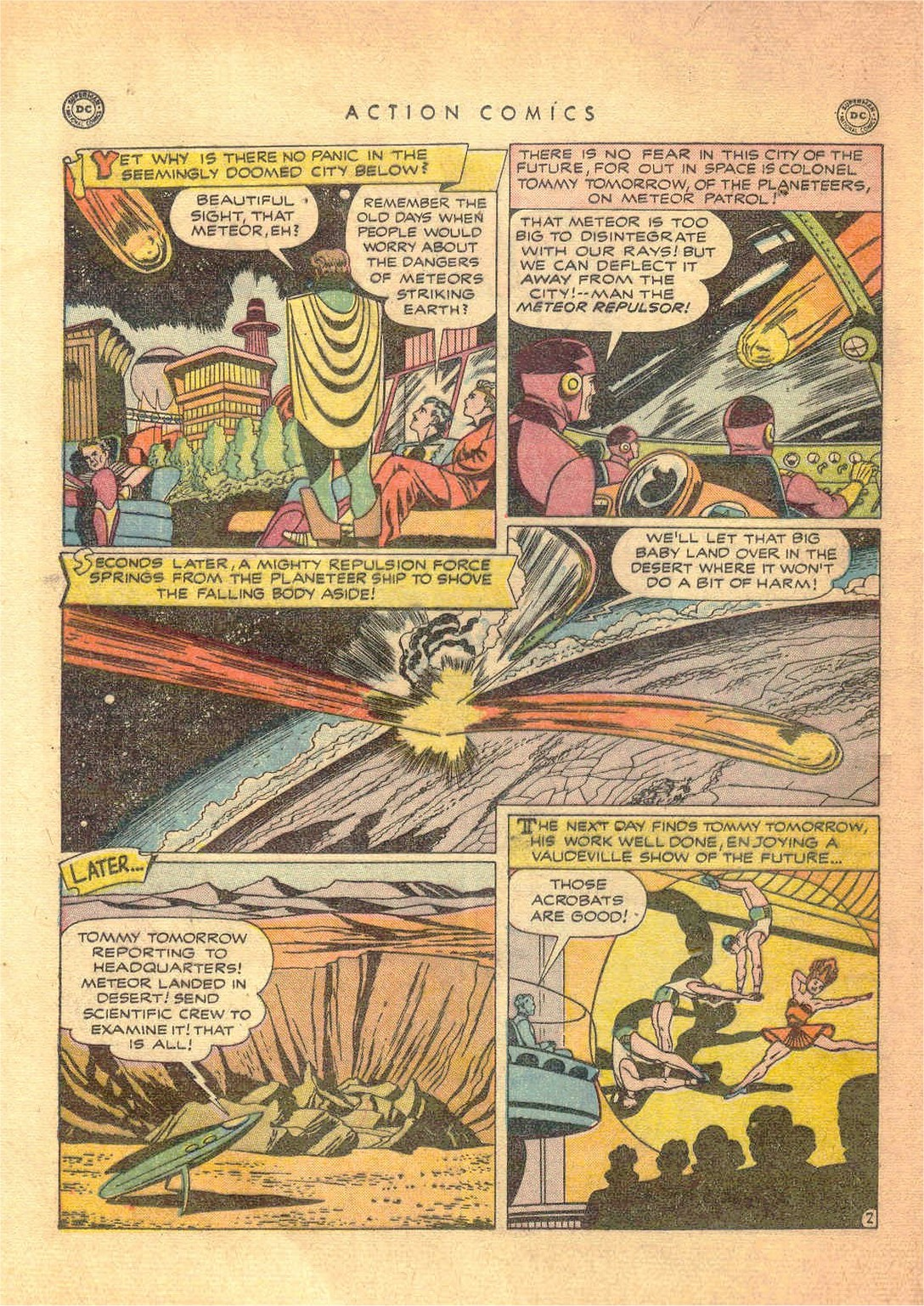 Read online Action Comics (1938) comic -  Issue #138 - 15