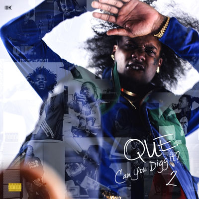 Que - Can You Digg It 2 -  Album Download, Itunes Cover, Official Cover, Album CD Cover Art, Tracklist