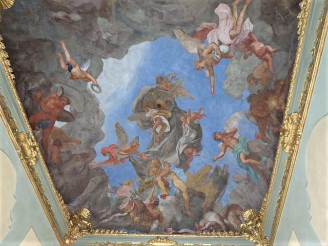 sala dei mari palazzo cesare durazzo genova