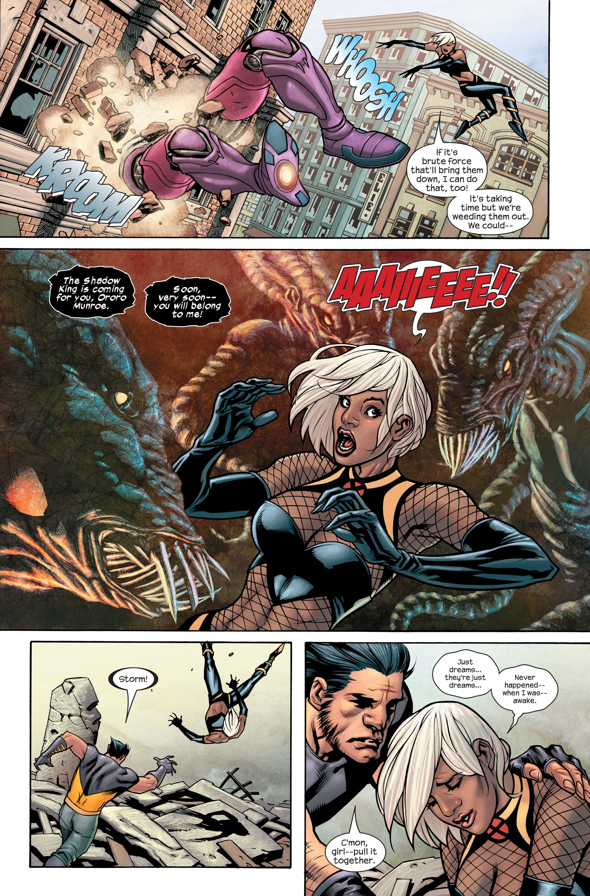 Read online Ultimate X-Men comic -  Issue #85 - 8
