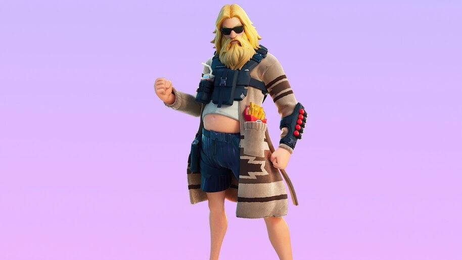 Fortnite, Dad Bod Jonesy, Skin, Outfit, 4K, #5.2254