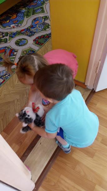 занятие на знакомство для детей 3 лет