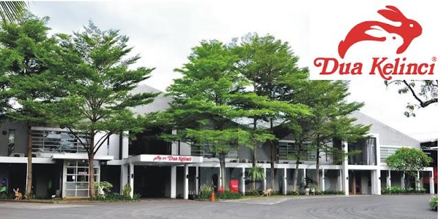 Lowongan Kerja PT. Dua Kelinci Lulusan D3 & S1 Posisi ; Branch Manager, Territory Sales Koordinator, Team Leader Sales