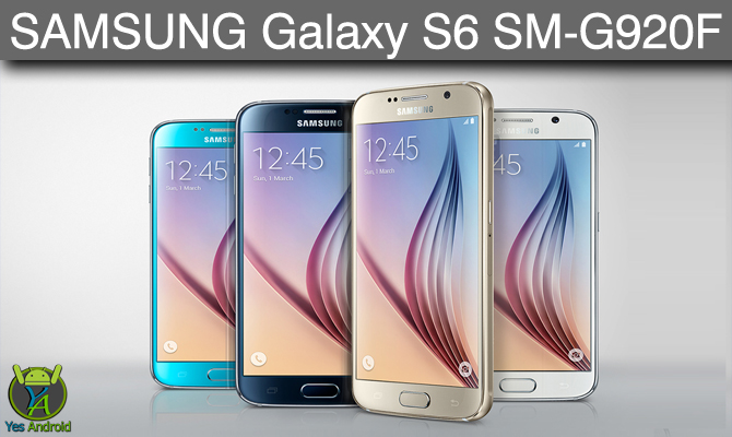 Download G920FXXU5DPL4 | Galaxy S6 SM-G920F