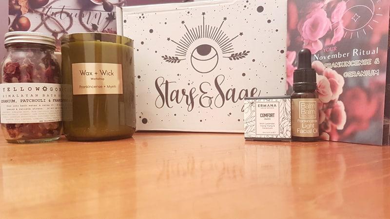 Stars & Sage subscription