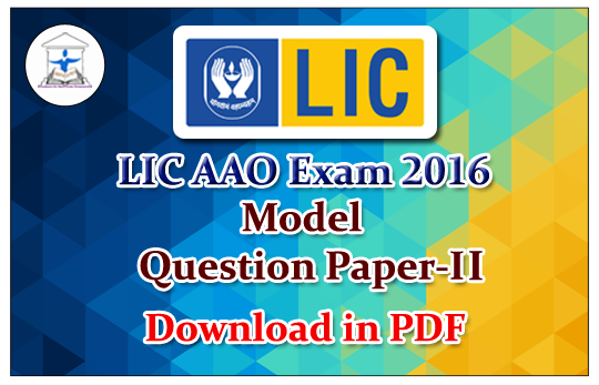 Lic Aao Question Paper 2013 Pdf