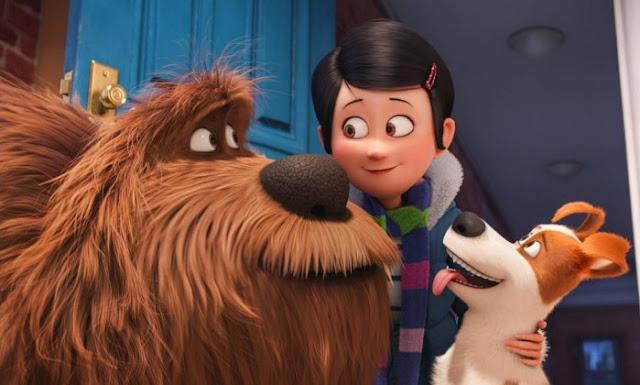 A Vida Secreta dos Pets,critica,uma garota chamada sam
