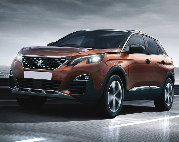 advanced suv new peugeot 3008 revealed car reviews new car pictures for 2018 2019. Black Bedroom Furniture Sets. Home Design Ideas