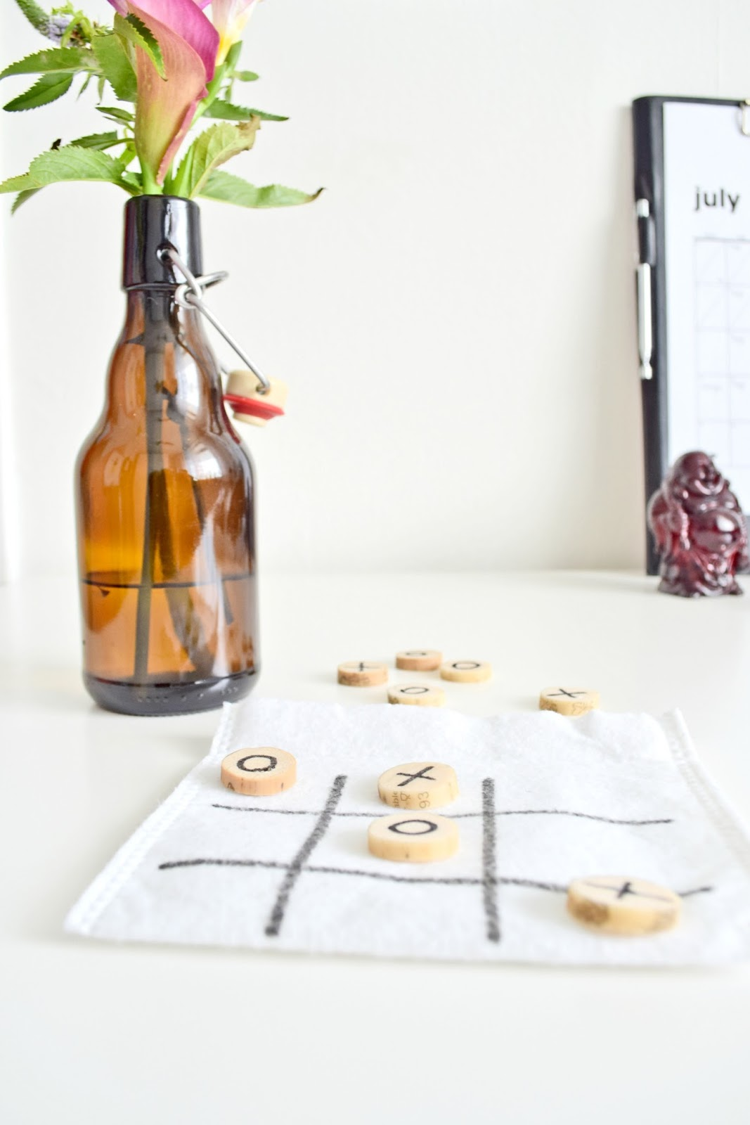 Tic Tac Toe DIY