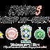 Pack Escudos TCM Brasfoot 2017 - Brasileirão 2017 - Serie A/B/C