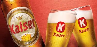 Surgimento da Cervejaria kaiser