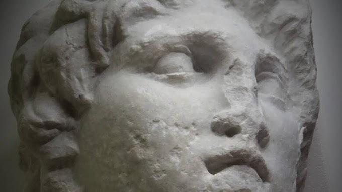 Η αναπάντεχη ανακάλυψη πορτρέτου του Μεγάλου Αλεξάνδρου