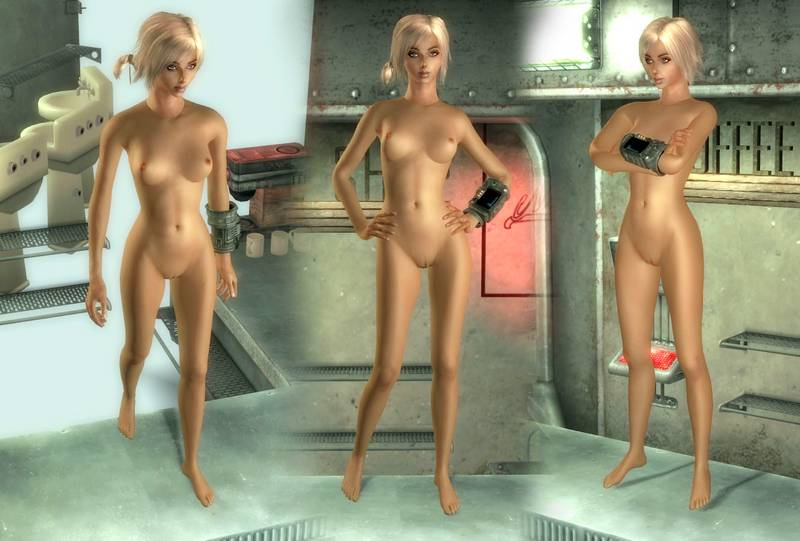 Nude video game Sex Game