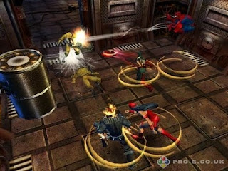 Marvel: Ultimate Alliance (PS2) 2006