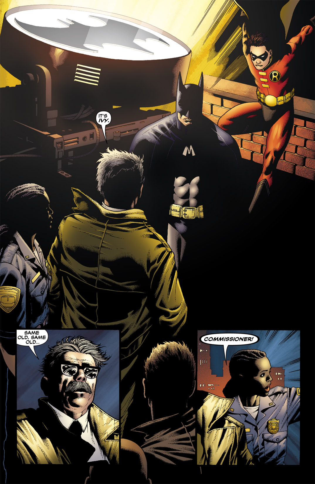 Detective Comics (1937) 817 Page 15