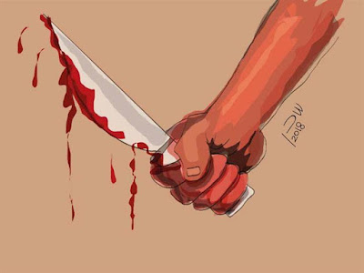 قاتل المطرية, ومطوة, جريمة قتل, منطقة المطرية, خلافات مالية,