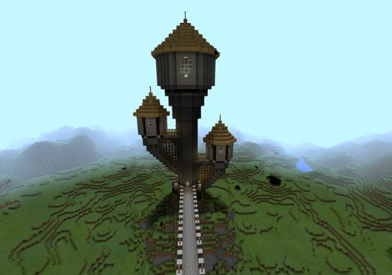 cool things to build in minecraft special