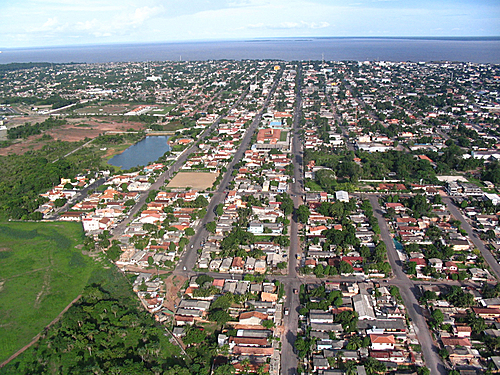 MACAPÁ, CAPITAL DO ESTADO DO AMAPÁ