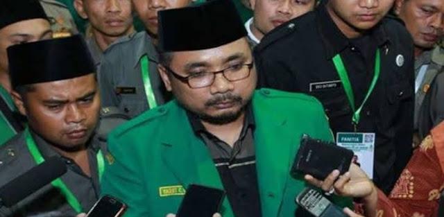 GP Ansor Minta Maaf Bikin Gaduh, Bukan soal Bakar Bendera