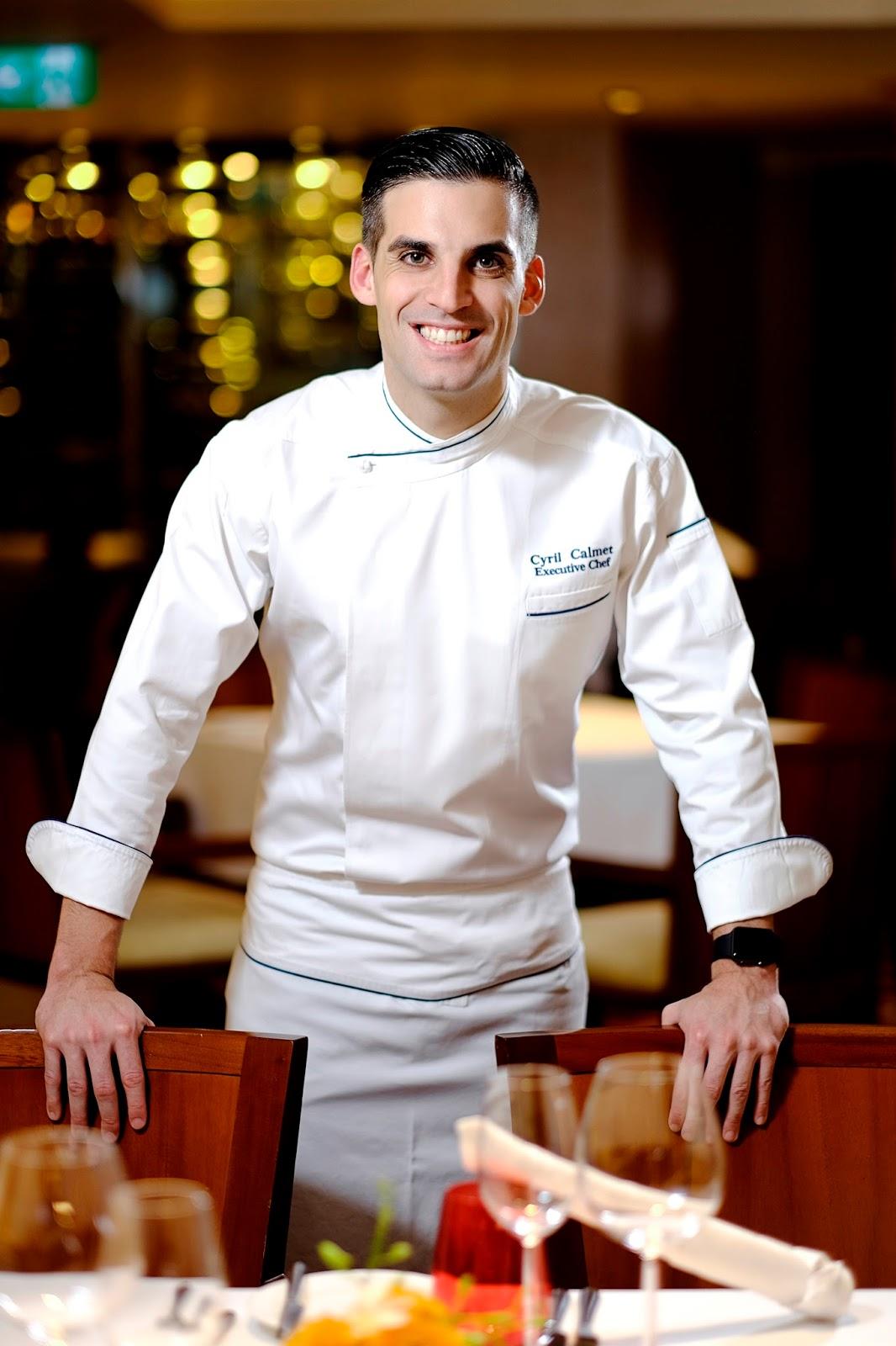Mandarin Oriental Jakarta Executive Chef Cyril Calmet (www.culinarybonanza.com)