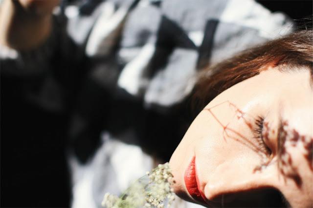 autoportrait de la blogueuse Clementine clemoussss