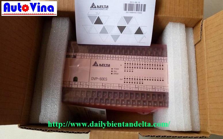 Đại lý bộ điều khiển lập trình PLC Delta DVP60ES00R2. Giá bán PLC Delta
