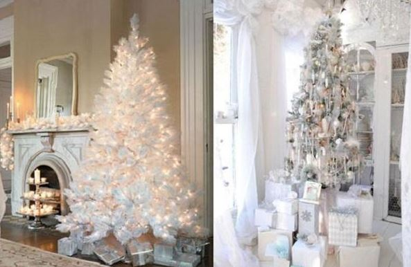 Elegant Artificial Christmas Trees