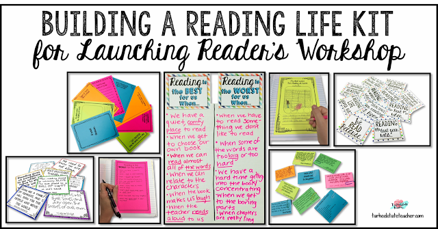 building a reading life launch kit