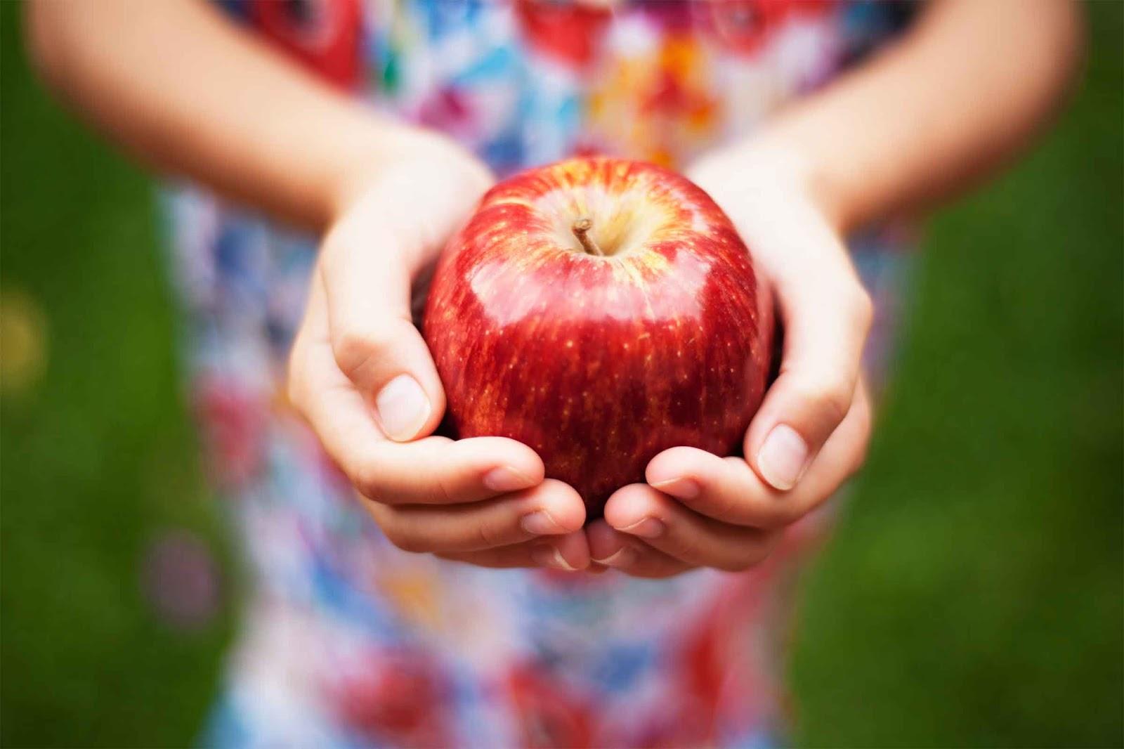 Konsumsi Apel Untuk Kesehatan Tulang