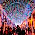 El siete de diciembre, Tunja da la bienvenida a la Navidad