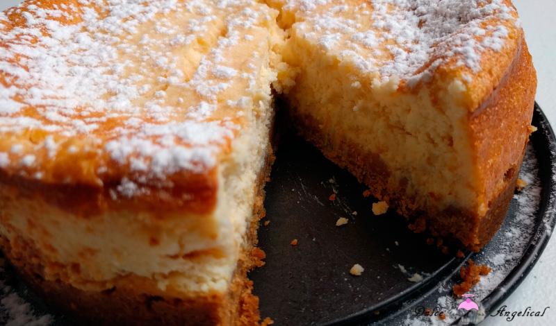 Receta tarta de limón y condensada
