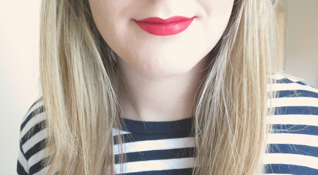 Liquid Lipstick Collection Sephora Red Lip Swatch