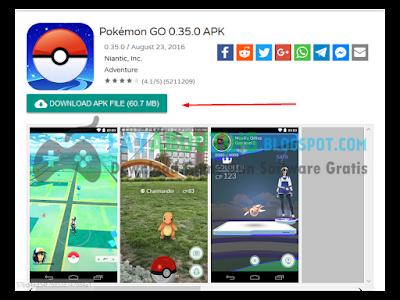 Cara Download Game Pokemon GO Dengan Mudah