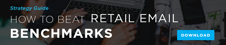 Strategy Guide: How to Beat Retail Email Benchmarks