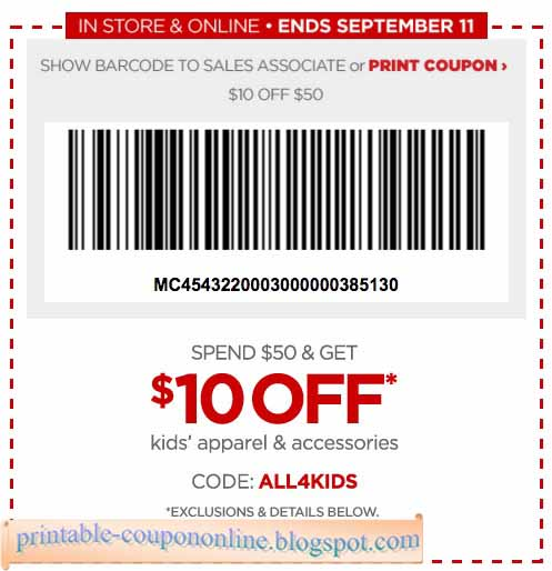 Printable Coupons 2019 Jcpenney Coupons