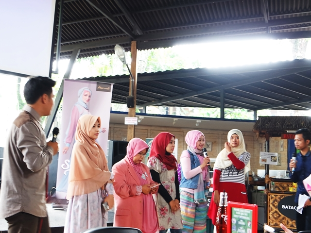 Indonesian Fashion Blogger Gathering by Ethica