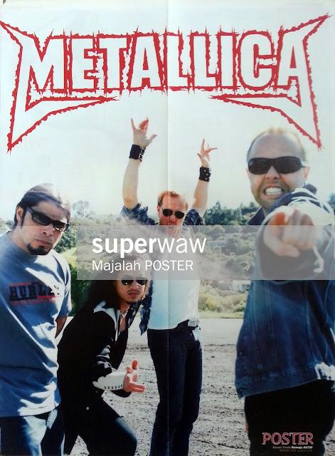 Poster Metallica