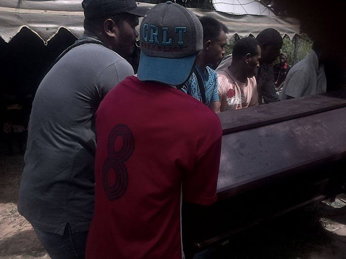 Satu Warga Ditembak Polisi di Boven Digoel Papua