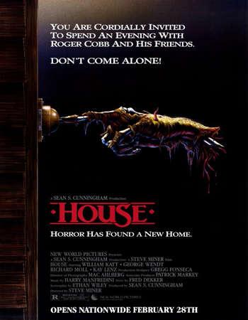 House 1985 UNCUT Hindi Dual Audio BluRay Full Movie Download