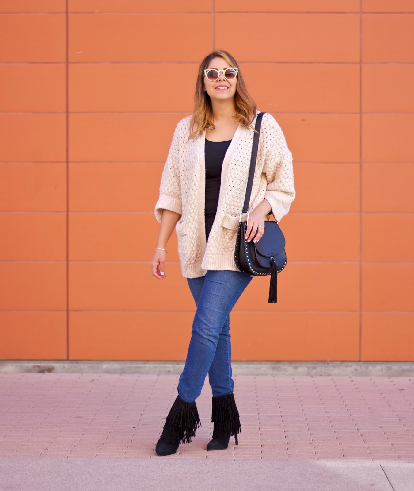 Fringe booties outfit, san diego fashion blogger, san diego style blogger, casual cool Spring look, Spring 2016 outfit, Fall 2016 outfit