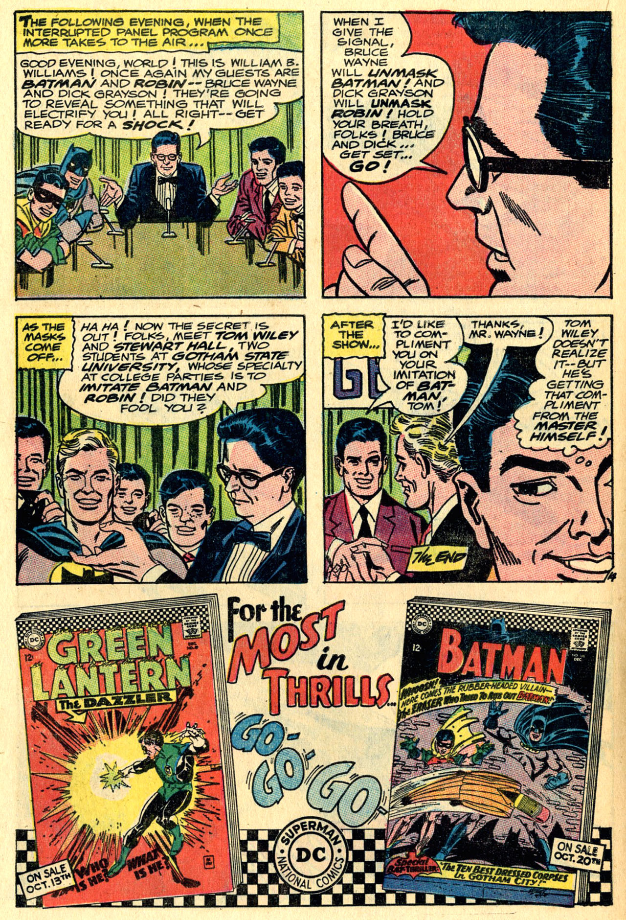 Detective Comics (1937) 357 Page 19