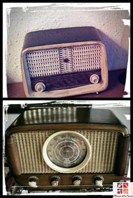 viejas radios restauradas