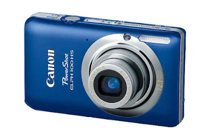 Canon PowerShot ELPH 300 HS Driver Download Windows, Mac